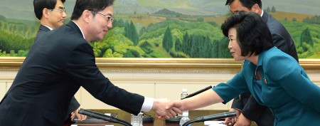 North, South Korea set high-stakes meeting