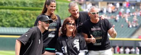 Obama's baseball surprise for Boston victim