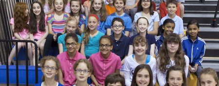 Wild discovery lands fifth-graders in record book