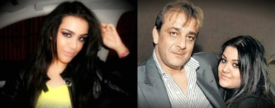 Sanjay Dutt's daughter breaks her silence