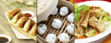 Around the world in 7 dumplings