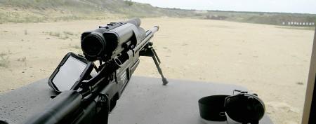 'Smart rifle' can hit target 1,000 yards away