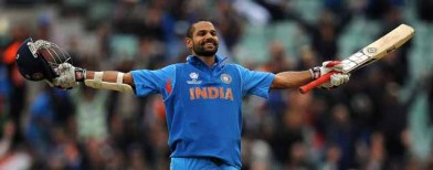 Shikhar Dhawan's doing the unthinkable