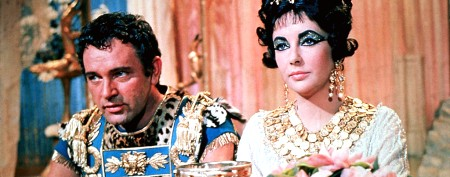 Liz Taylor wasn't first choice for 'Cleopatra'