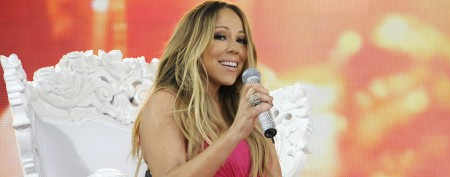 Mariah Carey undergoes another movie makeunder