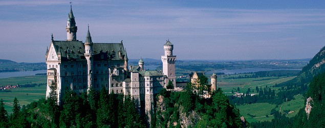 The world's most breathtaking castles