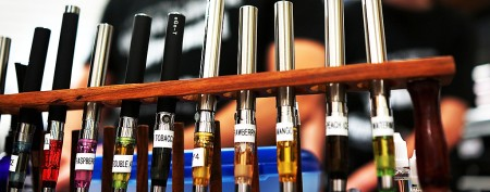 Rush to jump on e-cigarette trend