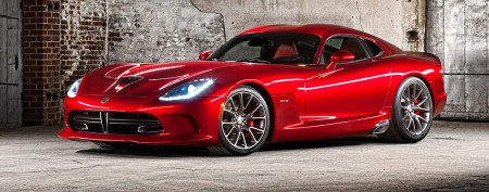 SRT Viper is as wild as ever, even off-road