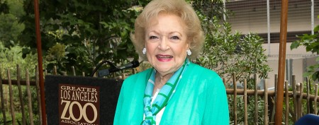 What Betty White eats for lunch every day