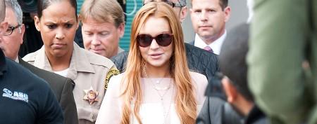 Lindsay Lohan switches rehab facilities