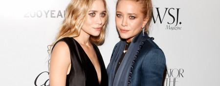 How to tell the Olsen twins apart
