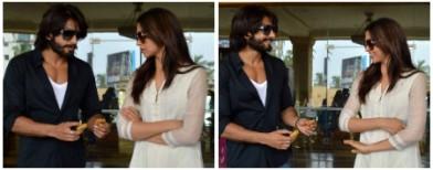 Ranveer and Deepika's public romance