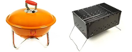 Portable grills that can go anywhere you do
