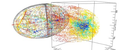 Astronomers create 3D map of known universe