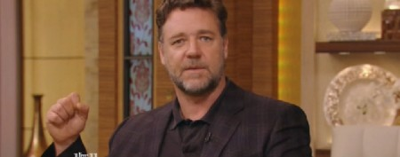 Russell Crowe's fussy co-stars