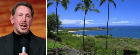 Ellison's ambitious plans for Hawaiian island