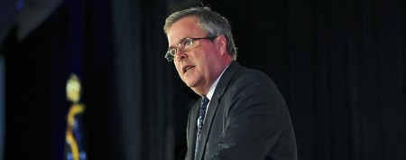 Jeb Bush: Immigrants are 'more fertile'