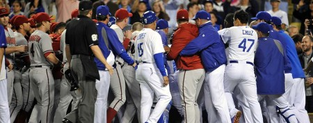 MLB hands out slew of suspensions for brawl