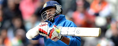 Live: India's chase off to good start