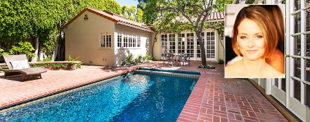 Jodie Foster selling her longtime home
