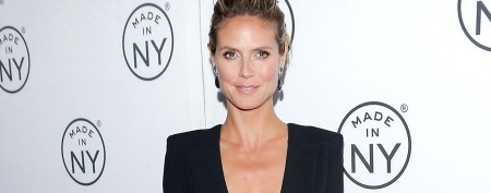 Heidi Klum's beau can't get enough of her