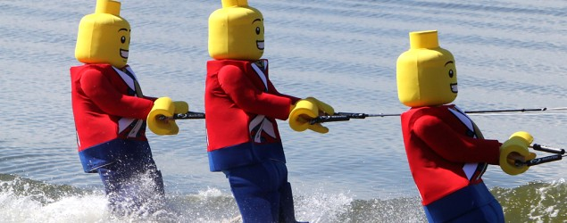 Legos aren't playing nice anymore: study