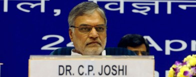 Joshi resigns as railway minister