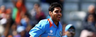 Bhuvneshwar: Swinging in the rain