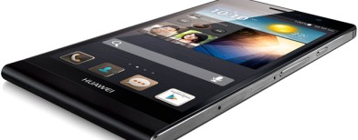 Ascend P6: World's slimmest smartphone