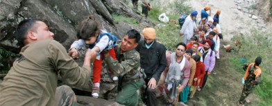 Shocking tales from flood ravaged U'khand