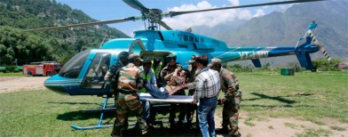 U'khand: 70,000 evacuated, over 550 dead