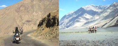 Nubra Valley - India's own Shangri-La