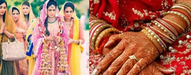 Interesting Indian wedding superstitions