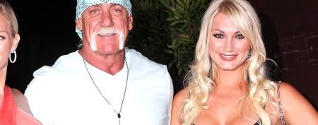 Hulk Hogan's daughter engaged to NFL player