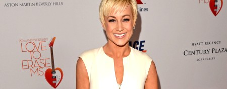 Kellie Pickler's chic and sexy ensemble