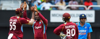 Live: West Indies vs India in Kingston