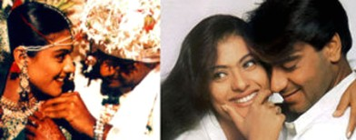 Ajay Devgn & Kajol's story of love