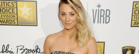 Kaley Cuoco dating new Superman actor