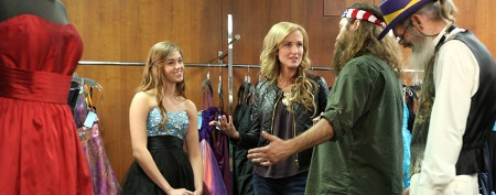 'Duck Dynasty' daughter's special birthday guest
