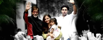 Aaradhya joins Big B's sunday fan treat