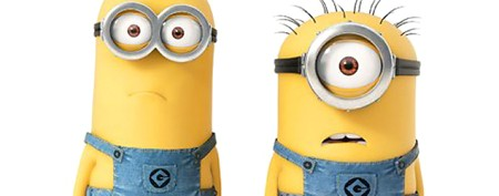 Inspiration behind 'Despicable Me' minions