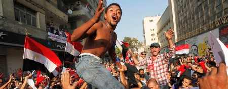 Adviser: Military coup underway in Egypt