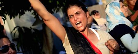 Egypt on edge as showdown looms