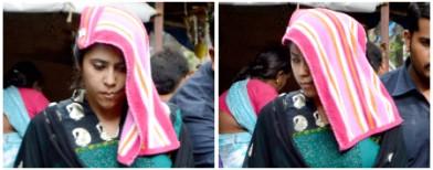 Ekta Kapoor goes undercover, literally