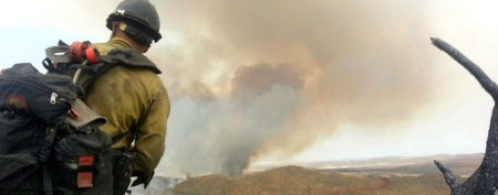 Lone surviving Arizona firefighter was lookout