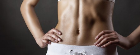 Sneaky stomach slimmers — without a gym