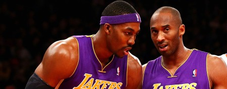 Kobe's private challenge to Dwight Howard