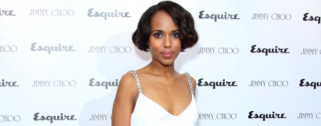 Kerry Washington's secret wedding