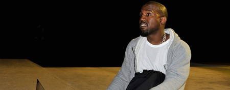 Kanye West's album takes a tumble