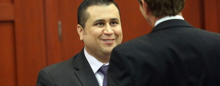 Jury hears about Zimmerman's course work